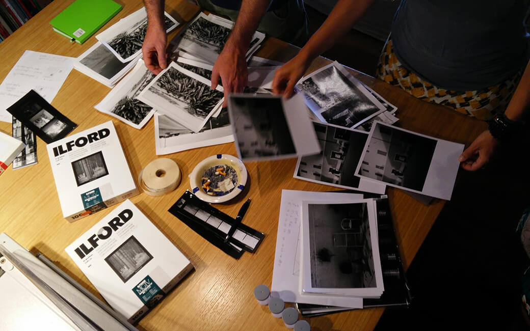Corso La Fotografia Analogica
